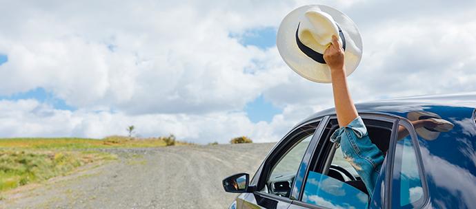 Proteção para você e sua família viajarem com segurança.